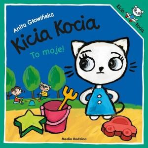 Kicia Kocia To moje! (Z2695)