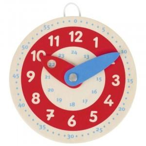 GOKI - podręczny zegar drewniany (Z2697)
