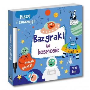 Kapitan Nauka - Bazgraki w kosmosie (Z2704)