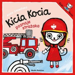 Kicia Kocia Poznaje strażaka (Z2716)