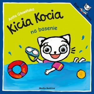 Kicia Kocia Na basenie (Z2717)