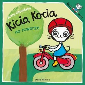 Kicia Kocia Na rowerze (Z2719)