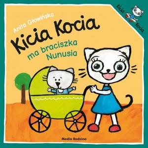 Kicia Kocia ma braciszka Nunusia (Z2720)