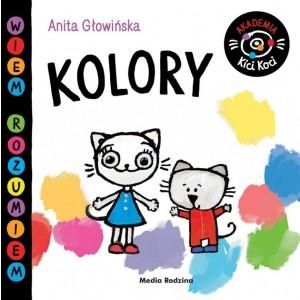 Kicia Kocia - Akademia Kici Koci - Kolory (Z2721)