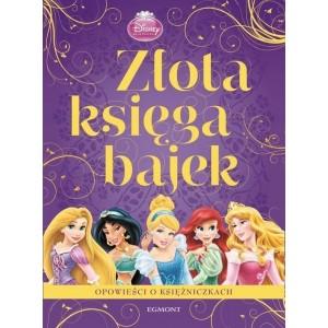 Egmont - Złota księga bajek - Opowieści o księżniczkach (Z2736)