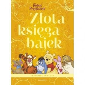 Egmont - Złota księga bajek - Przygody Kubusia i przyjaciół (Z2739)