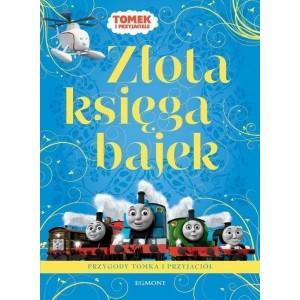 Egmont - Złota księga bajek - Przygody Tomka i przyjaciół (Z2741)