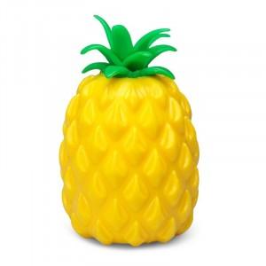 Gniotek antystresowy ananas do ściskania z pianką w środku (Z2772)