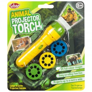 Tobar - mini projektor - Dzikie zwierzęta (Z2785)
