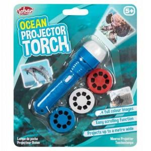 Tobar - mini projektor - Morskie zwierzęta (Z2786)