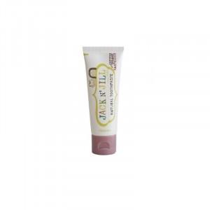 Jack N'Jill - Naturalna pasta do zębów 50g - Organiczna Malina (Z2798)