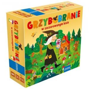 Granna - Gra Grzybobranie w zaczarowanym lesie (Z2804)