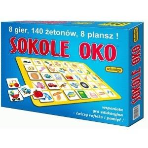 Adamigo - Gra Sokole Oko (Z2807)
