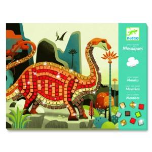Djeco - mozaiki - Dinozaury (Z2841)
