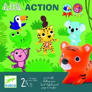 Djeco - gra dla najmłodszych Wyzwanie Little Action (Z2844)