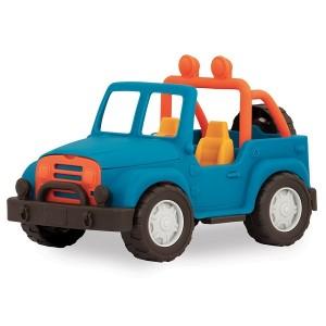 B.Toys - Wonder Wheels 1+ - Jeep 4x4 niebieski (Z2850)