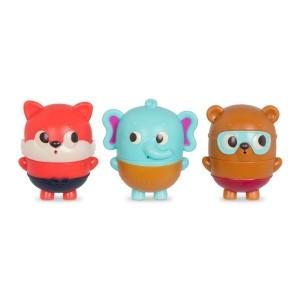B.Toys - Squish&Splash - zestaw trzech sikawek (Z2852)