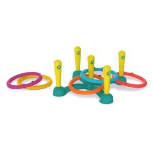 B.Toys - Sling-a-Ring Toss - zestaw do gry w rzucanie obręczami (Z2853)