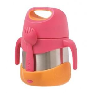 B.Box - termos na jedzenie 335 ml - Strawberry Shake (Z2860)
