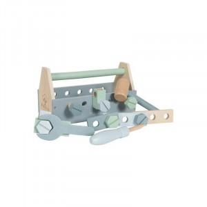 Little Dutch - drewniana skrzynka z narzędziami (Z2953)