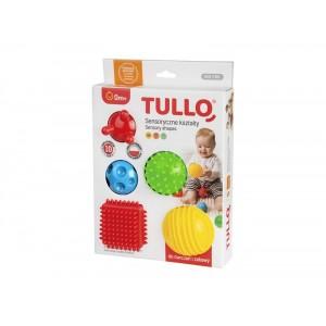 Tullo - kształty sensoryczne - 5 szt. (Z2998)