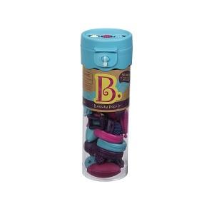 B.TOYS Beauty Pops - zestaw do tworzenia biżuterii koraliki - 50 elementów (Z3188)