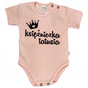 """Gamex - body niemowlęce """"Księżniczka Tatusia """" roz. 62-98"""