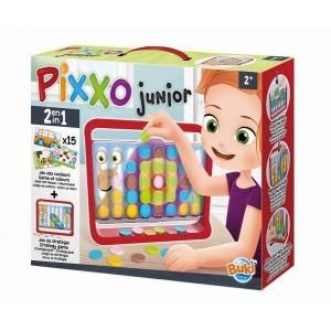 BUKI - gra 2w1 Pixxo Junior (Z3015)