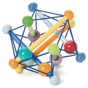 Manhattan Toy - Drewniana elastyczna bryła - pastelowa (Z3026)