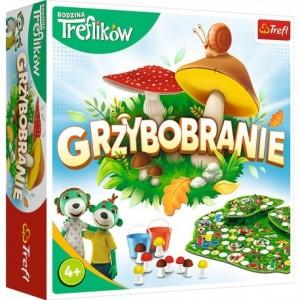 Trefl - Rodzina Treflików - Grzybobranie (Z3032)