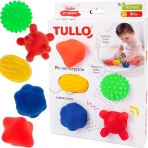 Tullo - piłki sensoryczne - 5 szt. (Z3035)