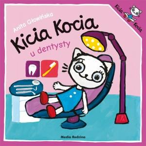 Kicia Kocia u dentysty (Z3046)