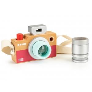 ECOTOYS - Drewniany aparat (Z3055)