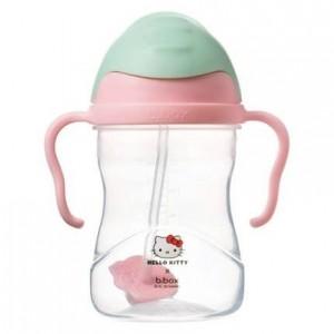 B.Box - bidon ze słomką 240ml Hello Kitty - Candy Floss (Z3064)