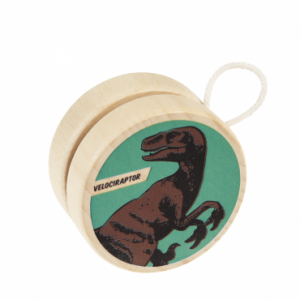 Rex London - Drewniane Jojo Velociraptor (Z3070)