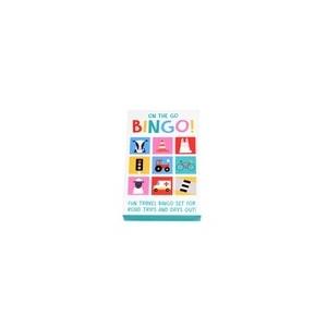 Rex London - Gra podróżna Bingo (Z3080)
