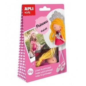 APLI Kids - zestaw artystyczny - Księżniczka (Z3118)