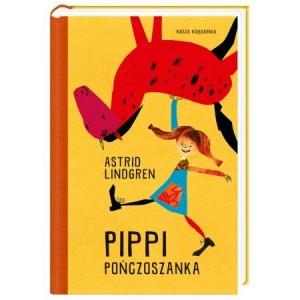 Pippi Pończoszanka - Astrid Lindgren Wyd. Nasza Księgarnia (Z3152)