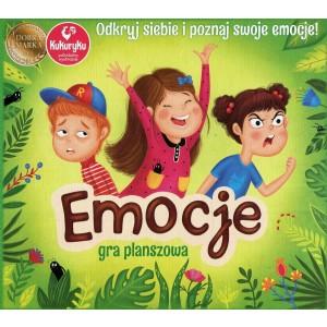 Kukuryku - Gra planszowa - Emocje (Z3159)