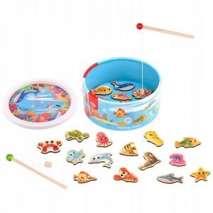 Tooky Toy - gra łowienie rybek (Z3163)