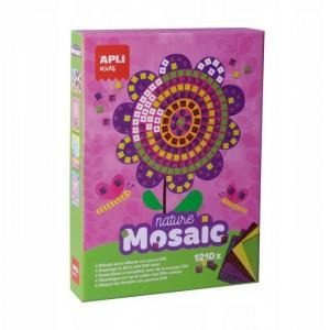 APLI Kids - zestaw artystyczny - Mozaika Natura (Z3201)