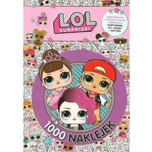 LOL - 1000 Naklejek (Z3228)