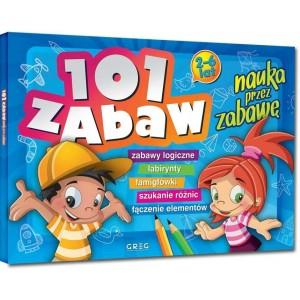 101 Zabaw - Nauka przez zabawę (Z3229)