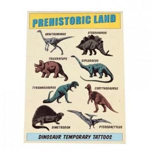 Rex London - tatuaże dla dzieci - Dinozaury (Z3266)