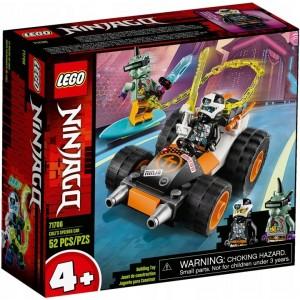 LEGO Ninjago - Samochód Cole'a - 71706 (Z3334)