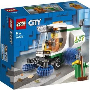 LEGO City - Zamiatarka - 60249 (Z3337)