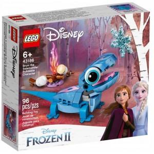 LEGO Disney - Frozen II - Salamandra Bruni - 43186 (Z3338)