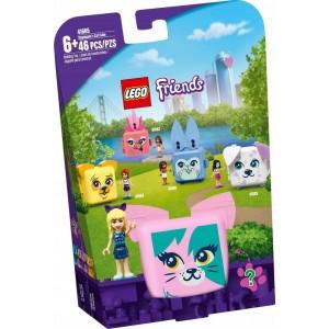 LEGO Friends - Kostka Stephanie z kotkiem - 41665 (Z3340)