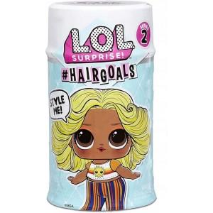 L.O.L Surprise - Hairgoals - S2 - laleczka z włosami (Z3351)