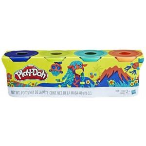 Play-doh Tuba 4-pak (Z3360)